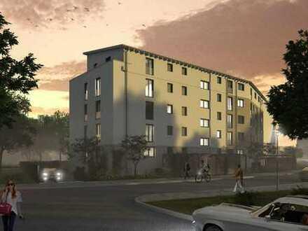 Moderne 3-Zimmer Wohnung mit Balkon und Aufzug, KfW-55