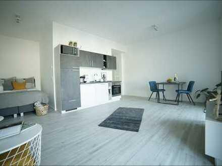 NEUBAU BOARDING HOUSES - TERRASSE 1 Zimmer -voll ausgestattet- PRIME PARK *Tagespreis Euro 89,-€*