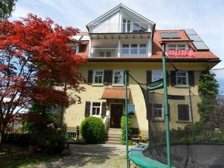Liebhaber-Wohnung/attraktiv ausgebautes Dachstuhlappartement