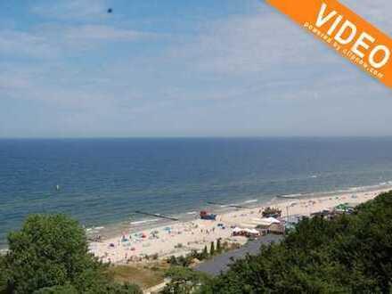 TOP ANGEBOT ZUR SELBSTNUTZUNG ODER KAPITALANLAGE! Meerblick und direkter Strand Zugang in Misdroy!!!