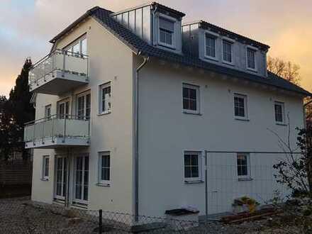 Ansprechende 4-Zimmer-EG Neubau Wohnung mit großem Garten in Großhadern, München
