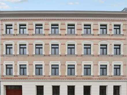 Die ist es! + Parkett + tolles Bad mit Wanne & Dusche + Balkon + Fußbodenheizung + ruhiger Innenhof