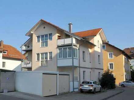 Kempten: Gepflegte 3-Zimmer-Dachgeschosswohnung zum selber nutzen