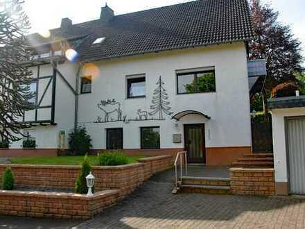 Günstige, vollständig renovierte 2-Zimmer-Erdgeschosswohnung mit Terrasse im Herzen der Eifel