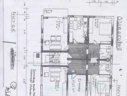 Gepflegte 5-Zimmer-Wohnung mit Balkon in Unterpleichfeld