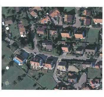Neuwertige 3-Zimmer-Maisonette-Wohnung mit Balkon und EBK in Lindorf mit unverbautem Blick