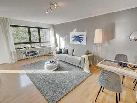NEU: Top renovierte, sonnige 3 Zimmer Wohnung mit Tiefgarage