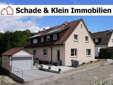 Doppelhaushälfte mit Garage und Einbauchküche in Nürtingen