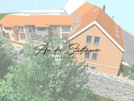 "WE6 zwei Zimmer Dachgeschoss Wohnung im Neubauprojekt ""An der Stadtmauer"" in Strausberg"