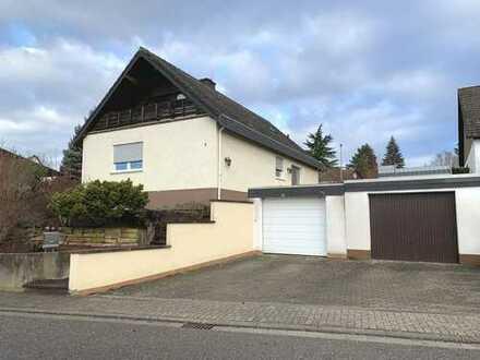 Top gepflegtes, freistehendes Einfamilienhaus in absolut ruhiger Lage von Insheim