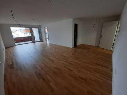 Erstbezug: Exklusive 2-Zimmer-Wohnung mit Fußbodenheizung, Loggia und Tiefgaragenstellplatz