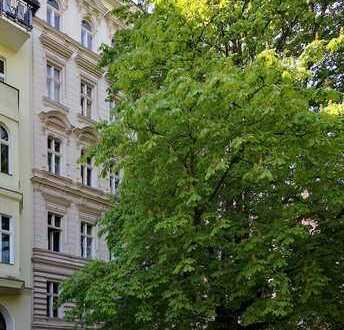 Vermietete 3-Zimmer Altbauwohnung in schönster Lage!