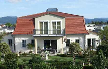 Exklusive Stadtvilla - mit besonders angelegtem Garten