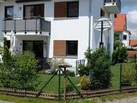 Ruhig wohnen, 3 Zimmer mit Garten und Hobbyraum (provisionsfrei)