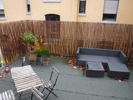 Charmante Maisonettenwohnung in Mannheim Käfertal