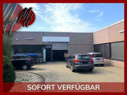 VIELSEITIG NUTZBAR ✓ Lager-/Fertigungsflächen (500 m²) & Büroflächen (50 m²) zu vermieten