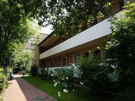 KUNZE: 1-Zimmer Wohnung mit Balkon!