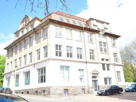 ertragreiches Büro- und Geschäftsgebäude mit Bauland in Plauen zu verkaufen