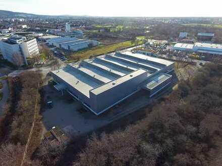 Leimen - Heidelberg - Top Lage - 2.600 m² Produktion - Lager - Logistik - Büro
