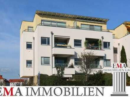 Gut geschnittene 3-Zimmer-Wohnung mit sonnigem Balkon