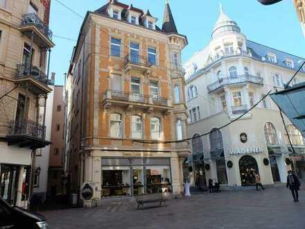 Schickes Ladengeschäft direkt in der Fußgängerzone von Baden-Baden -PROVISIONSFREI-