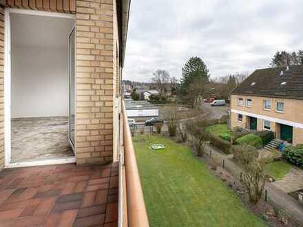 Courtagefreies Wohlfühl-Nest in Quickborn, super geschnittene 3-Zimmerwohnung
