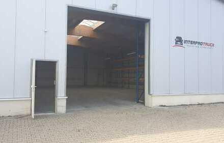 Lagerhalle mit Büro direkt an der A61 bei Niederzissen