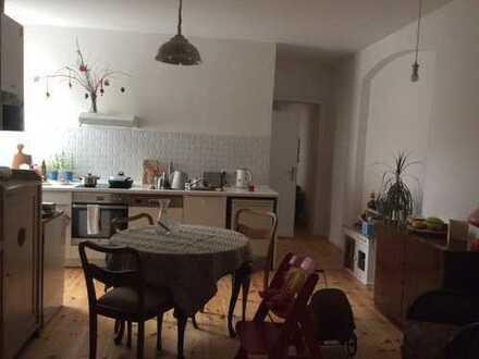 Möblierte 2-Zimmer-Wohnung in Wedding-Gesundbrunnen