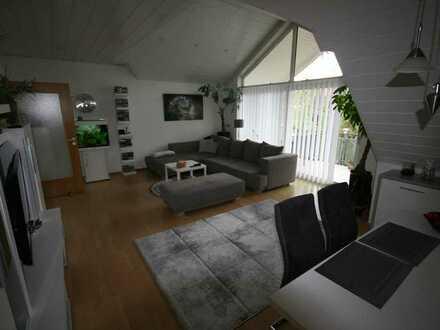 3-Zimmer Dachgeschosswohnung mit Ausblick
