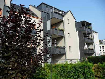4-Zimmer - WE mit großem Südbalkon, Kamin und Schlossblick