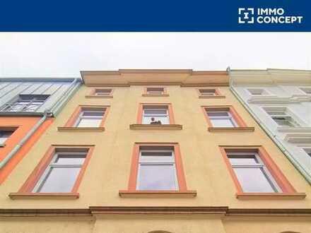 Klein aber fein. 4 Parteienhaus in Bockenheim-Frankfurt a.M. plus Potenzial