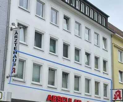 Praxisräume im Bereich Innenstadt/Möserstraße