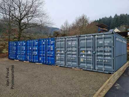 Lagerboxen / Container zum Mieten (PROVISIONSFREI)