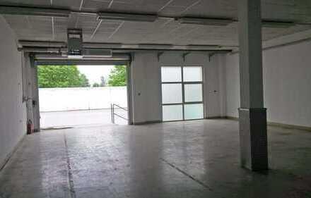 Hallen- bzw. Lagerfläche 200 m²