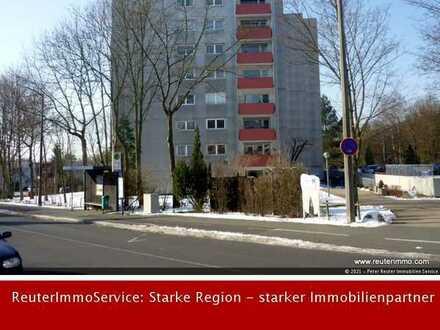 Schicke und helle 3 Zi.-Whg. mit 80 m², Balkon und Kfz.-Stellplatz in ruhiger Lage