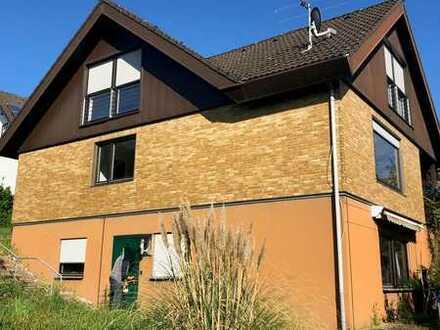 Freistehendes Zweifamilienhaus mit top Aufteilung