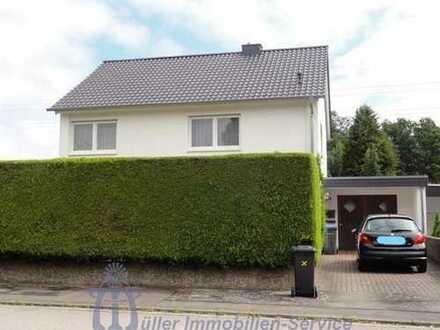 Freistehendes Einfamilienhaus in schöner Stadtrandlage von Homburg