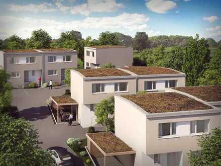 Doppelhaushälfte (KfW 55) in Halbhöhenlage - Beratung vor Ort: sonntags 10:30 bis 12:30 Uhr!