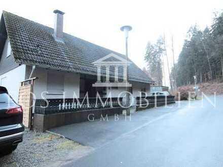 Mehrfamilienhaus mit Ausbaupotenzial in ruhiger Lage!