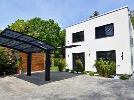 Provisionsfrei - Kubushaus/Neubau in unmittelbarer Nähe zum Alstertal und AEZ