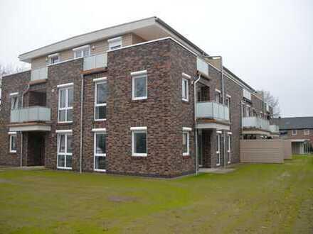 2-Zimmer Erdgeschosswohnung mit Terrasse