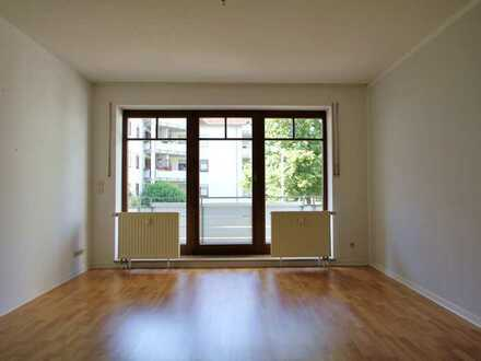 2-Zimmer-Eigentumswohnung mit Südbalkon in Bestzustand