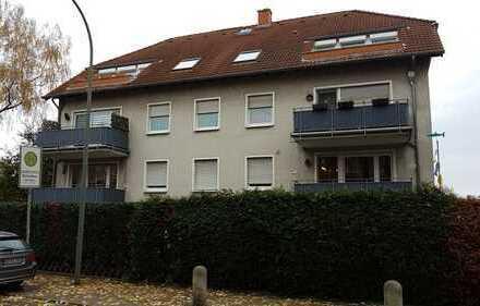 Gepflegte 1,5-Zi-Wohnung mit Einbauküche u. PKW-Einstellplatz in Bochum.