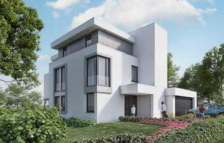 NEU ! Architektenhaus in exclusiver Wohnlage Wiebadens - Komponistenviertel