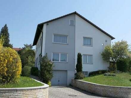 Geräumiges Einfamilienhaus - ideal auch für Freiberufler - in Seßlach