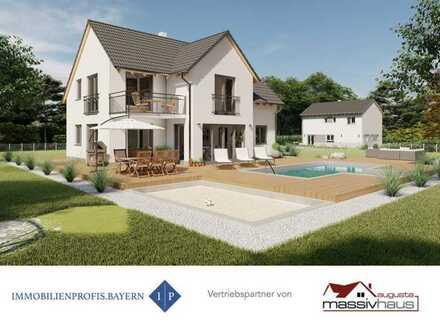 Neubau: Ihre Einfamilienhaus - wohlfühlen am Lech! MUC Pendler aufgepasst...
