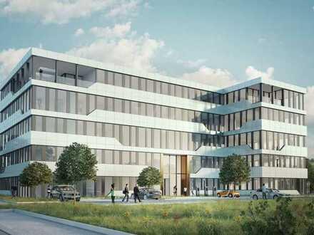 Nur noch eine EINHEIT frei - Erstbezug hochwertiger Büroflächen in repräsentativer Lage von Würzburg