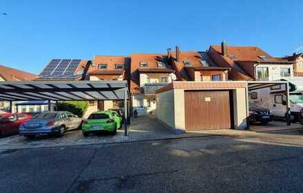 Freundliches und gepflegtes 6-Zimmer-Reihenhaus zum Kauf im Hagenschieß, Pforzheim