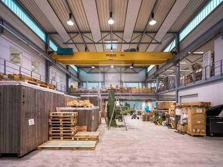 Lager-, Produktions-/ Büroimmobilie in Ravensburg
