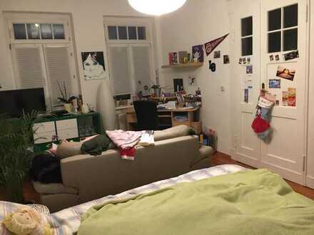 Großes, helles Zimmer im Stadtteil Möckern